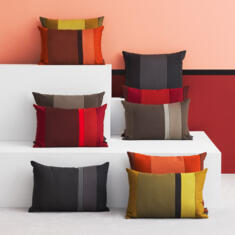 Line Cushion cuscino di Normann Copenhagen