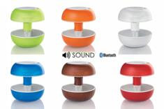Joyo Sound Lightcolours Bluetooth lampada multiuso di Vivida